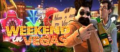 """If you've ever fancied joining some friends on a crazy weekend in Las Vegas - well now you can thanks to """"Weekend In Vegas"""" the online slot game from Betsoft."""