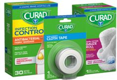 $1.00 off CURAD Bandage, Gauze, or Tape Product Coupon on http://hunt4freebies.com/coupons