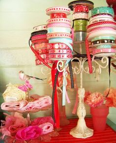 101 things to do with ribbon!