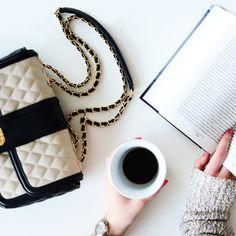 #fashion #trend #bag #fashionbag #cofee #style #cardigan #knite #knitting