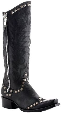 Old Gringo, Rock Razz-Black boots. Wear these Alot! Love them!