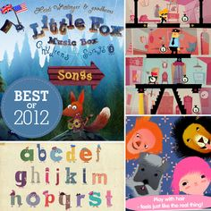 Best of 2012: The 20 Best Apps For Kids