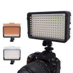 >> Click to Buy << Nanguang CN-160 CN 160 LED Video Camera LED Light DV Camcorder Photo Lighting 5400K For Canon Nikon VS Wansen W160 #Affiliate