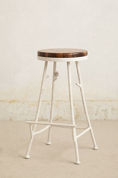 Anthropologie Forest Barstool - $528.00 - Would be perfect for the harvest table Tim built!