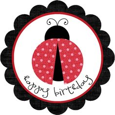 Kinzie's Kreations: Ladybug Party: Printables