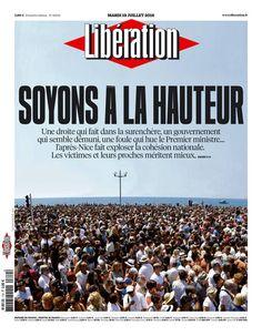 Libération - Mardi 19 Juillet 2016 - N° 10935