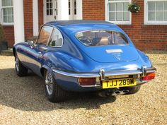 1973 Jaguar E-Type Series III V12 2+2 Coupe - Silverstone Auctions