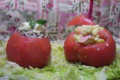 TOMATE RELLENOS – Cocina Chilena