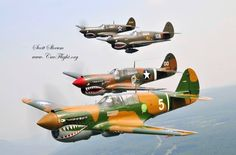 Flying Tigers - Cavanaugh Flight Museum
