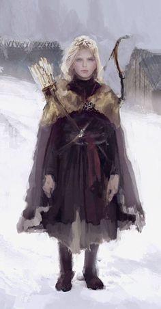 Viking Girl, Nele Diel  https://www.facebook.com/nele.diel.illustration/photos/a.801155196590965.1073741839.520593877980433/1319572904749189/?type=3&theater
