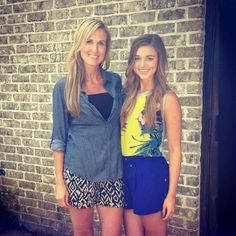 momma and daughter Duck Dynasty