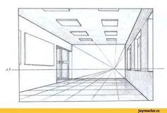 как нарисовать скетч интерьера линейная перспектива в цветном карандаше: 10 тыс изображений найдено в Яндекс.Картинках