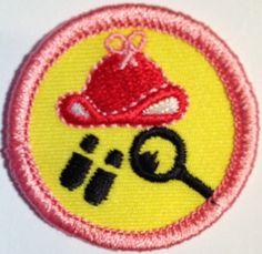 Marvelous Mystery, Black Diamond (have it) Girl Scout Council, Merit Badge, Girl Scouts, Black Diamond, Badges, Mystery, Girl Guides, Brownie Girl Scouts, Black Diamonds