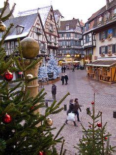 Cuando la navidad llega a Alsacia (en Francia) - Viajes - 101lugaresincreibles - Viajes – 101lugaresincreibles -