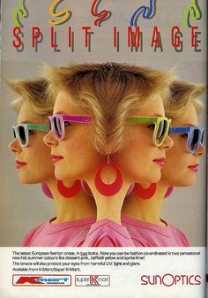 Dolly magazine, December 1987 - Sunoptics ad by ✎☁Iron Lace☁✎, via Flickr