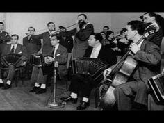 """""""Quiero Huir de Mi"""" Anibal Carmelo Troilo,Pichuco, cantan Roberto Rufino y El Polaco Goyeneche."""