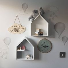 "283 Likes, 8 Comments - Silver Lining UK (@every_cloud_silver_lining) on Instagram: ""Awesome customer pics! Here we have the wooden cloud hanging proudly! Do share your pieces…"""