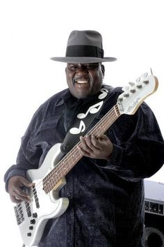 BASS FOUNDATION - https://www.pinterest.com/claxtonw/audio-selects/ - Pins of various types of electric and acoustic basses, for the Valley Worship & Praise Music Studio Producer, Drummer & Bassist Claxton Wilson. SHOWN: Nathan Watts - Stevie Wonder's Bass Player