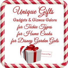 Focused on the Magic Holiday Gift Guide: Unique Gifts - Tech, Fitness, Cooking to #Disney Garden Gals #GiftIdeas