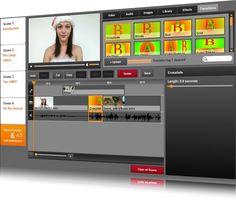 ShotClip  -  Editor de vídeos online e gratuito, com efeitos de transição, suporte para trilha sonora e muito mais, direto da web.