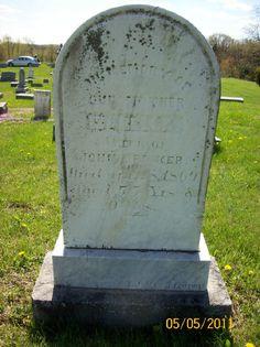Isabella Bole Bricker (1793 - 1869) - Find A Grave Photos