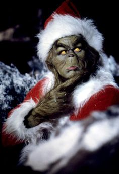 Known for being a funnyman, Canadian-born actor Jim Carrey got his start in 1990 when he landed a recurring role in the sketch comedy show In Living Color. Le Grinch, The Grinch Movie, Grinch Who Stole Christmas, Merry Christmas Happy Holidays, Christmas Carol, Diy Christmas, Xmas, Cute Christmas Wallpaper, Holiday Wallpaper