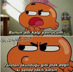 Darwin Gumball, Fowl Language Comics, Activities For 2 Year Olds, My Mood, Funny Tweets, Science And Nature, Cartoon Network, Funny Images, Cool Words