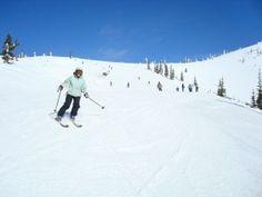 Ski Bluewood Dayton, Washington