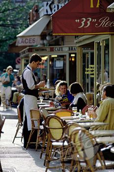 #Paris. Yep this is Paris for me in a nutshell. Give me a croissant and a cup of coffee and I will be a happy girl :)