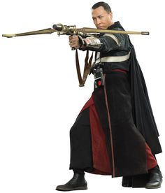 Chirrut Îmwe - Rouge One: A Star Wars Story (2016) Front view