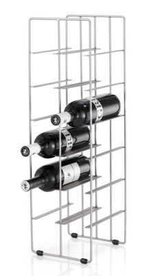 Stojak na wino Blomus - DECO Salon.  #winerack #winelovers #wineaccessories #gift
