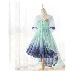 1ba4d09efd0617 Cardcaptor Sakura Ocean Princess Dress SP1711529
