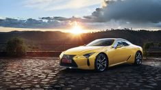 Anything but boring   2018 Lexus LC 500 First Drive - Autoblog