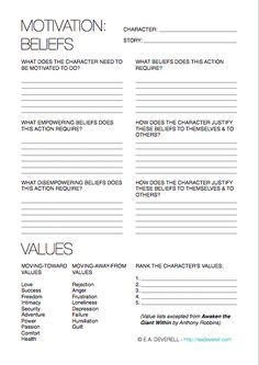 love your antagonist writing worksheet wednesday the o 39 jays search and worksheets. Black Bedroom Furniture Sets. Home Design Ideas