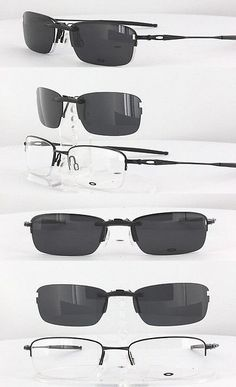 Other Vision Care: Custom Fit Polarized Clip-On Sunglasses For Oakley Spoke 0.5 Ox3144 53X19 3144 -> BUY IT NOW ONLY: $58.88 on eBay!
