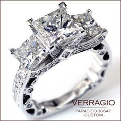 Absolutely love this ring and hope its on my finger some day :) veraggio is amazing!