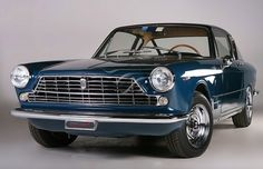 Fiat 2300 Coupe S 1965 10