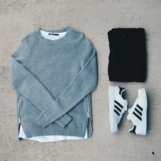Essentials. #fashion