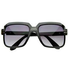 2559818724 Vintage Inspired Bold Thick Frame Square Frame Sunglasses