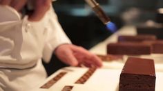 Our Corporate Chef, Rainer Zinngrebe, provides an inside look into our new signature Ritz-Carlton cake.