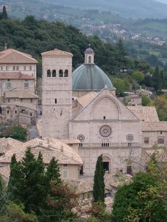 Cattedrale di San Rufino - San Rufino Church, Assisi, Italy