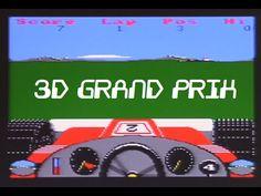 3D Grand Prix - Amstrad CPC