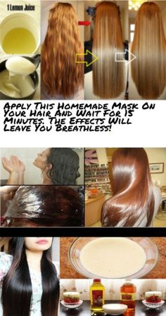 Apply This Homemade Mask On Your Hair And Wait For 15 Minutes The Effects Will Leave You Breathless Every woman dreams of having beautiful hair that will always make her look stunning. Diy Hair Mask, Hair Mask For Damaged Hair, Homemade Mask, Super Hair, Tips Belleza, Diy Hairstyles, Latest Hairstyles, Hair Care Tips, Hair Health