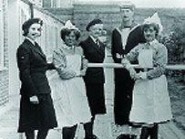 Nurses and sailors