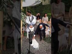 Jewish ceremony at VILLA GRABAU Lucca Tuscany Italy . Set up by Infinity Weddings and Events