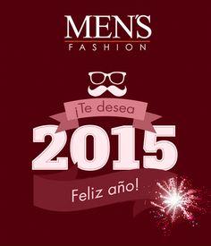 Te deseamos un venturoso año 2015 en el que se cumplan todos tus deseos e ilusiones. ¡Feliz Año Nuevo!