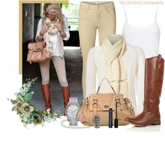 """Autmn 'Get the Look' Outfit"" by casuality on Polyvore"