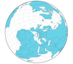 Interactive geographic projections.