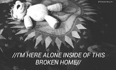 [ BROKEN HOME ] This is a cute edit and made by one of my friends >>>>>>credits to her lovely friend