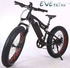7beb0b272da Evetrike Located China Wholesale Price 48V 14.5Ah Samsung Lithium Battery  Electric Bike Fat Ebike 26
